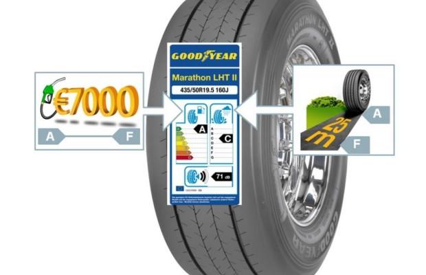 EU-Reifenlabelklassen bei Transportunternehmen weitgehend unbekannt