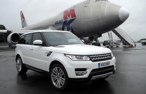 Flotter Engländer: Land Rover kündigt neuen Range Rover Sport für September an