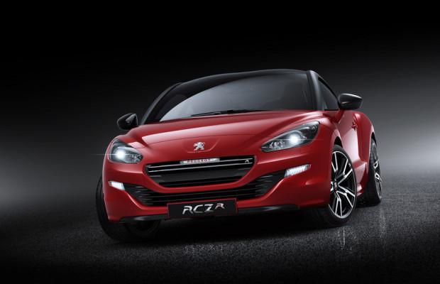 Goodwood: Peugeot enthüllt RCZ R