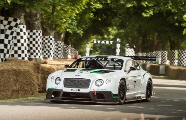 Goodwood: Start in die dritte Ära des Bentely-Motorsport