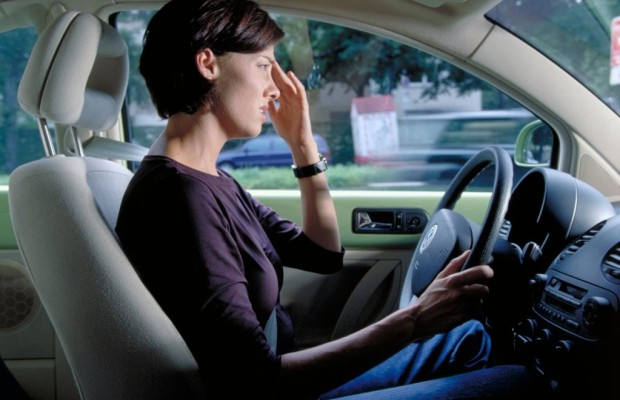 Hitze im Auto: Ab 25 Grad erhöhtes Unfallrisiko