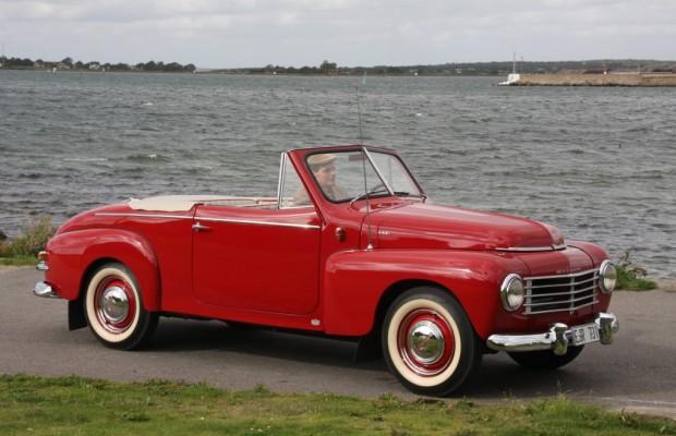 Tradition: 60 Jahre Volvo PV 445: Duett Des Buckels variabler Bruder
