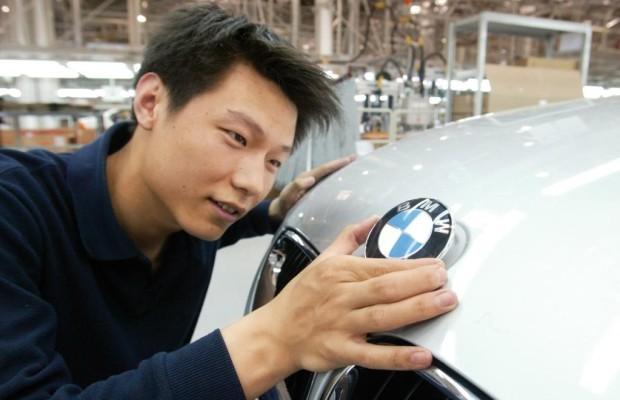 Über 140 000 BMW in China müssen in die Werkstatt