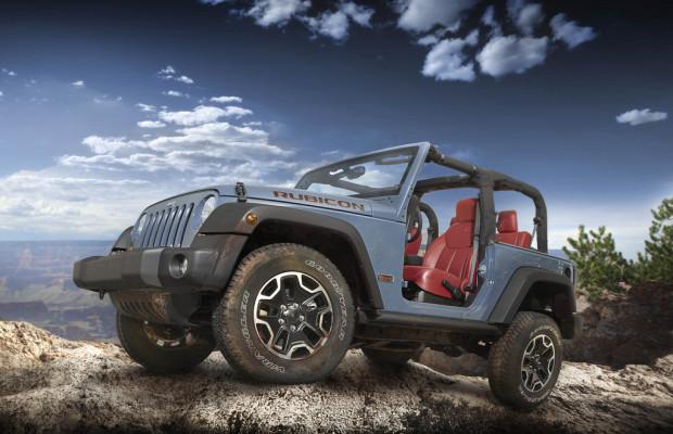 10 Jahre Rubicon: Jeep legt Sondermodell auf