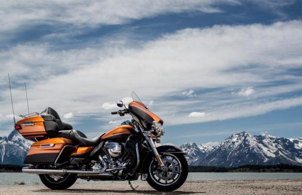 Fahrbericht: Harley-Davidson Electra Glide Ultra Limited 2014 - Wasser marsch