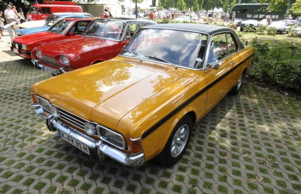 Ford 17M RS: Kurz vor Kult