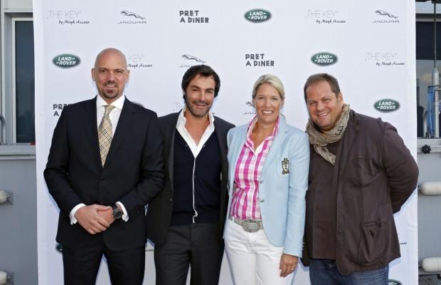 Künstlerisches und Kulinarisches bei Jaguar Land Rover