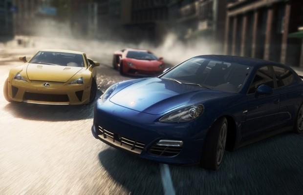 Need-for-Speed-Dating im Porsche Panamera