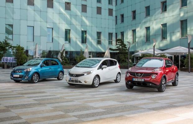 Nissan: Note, Juke und Micra machen sich stadtfein