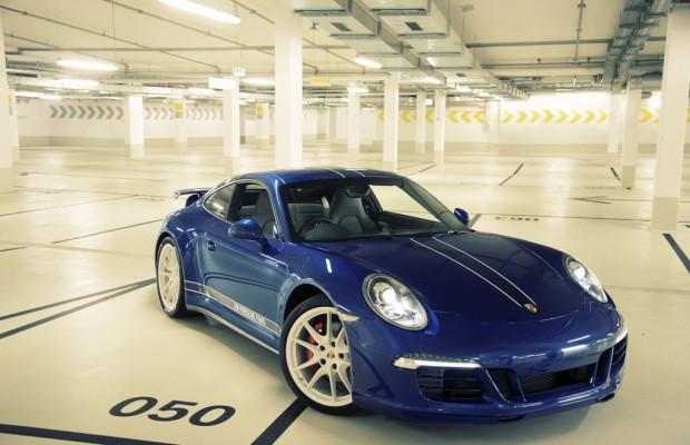 Porsche baut Unikat nach Facebook-Wünschen
