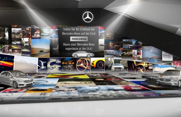 IAA 2013: Faszination Mercedes