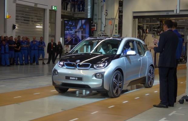 Produktionsstart für den BMW i3 in Leipzig: Jetzt wird's spannend