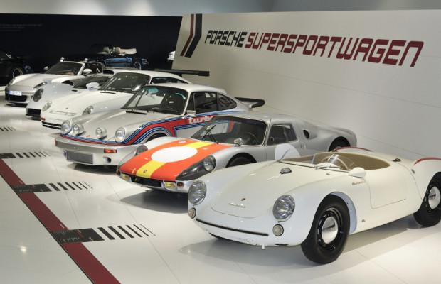 Porsche-Museum: