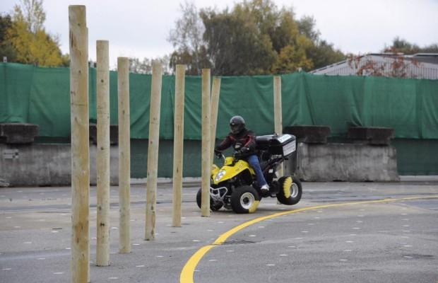 Quads: Lebensgefahr auf vier Rädern