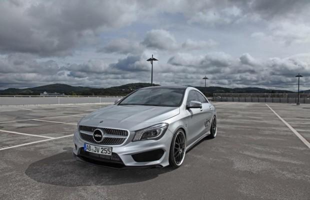 Väth macht den Mercedes CLA 250 zum V25 CLA