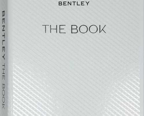 auto.de Buchtipp: Bentley: The Book