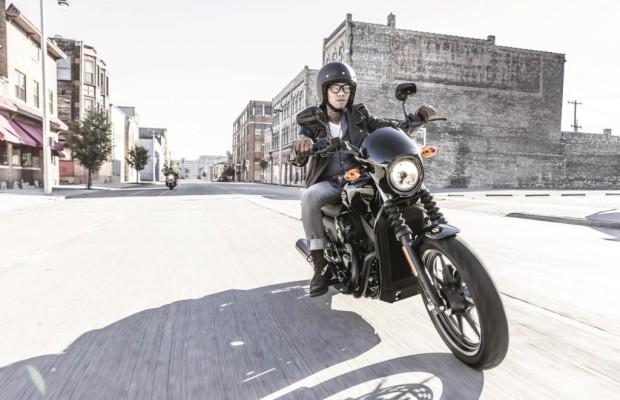 Eicma 2013: Harley-Davidson - Downsizing made in Milwaukee