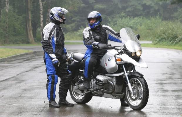 Gesehenwerden rettet Motorradfahrer-Leben