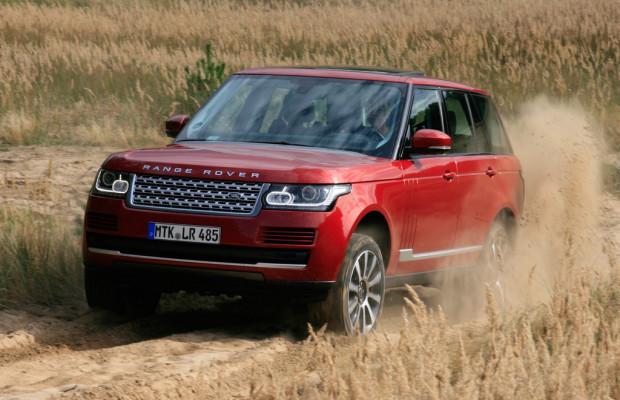 Range Rover SDV8 - Seine Lordschaft auf Diät