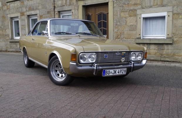 Oldtimer im Test: Ford 26M Coupe - Luxus für den kleinen Mann