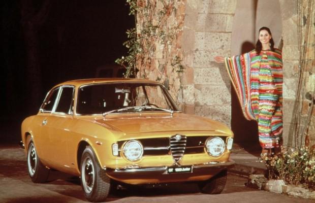Tradition: 50 Jahre Alfa Romeo Giulia Sprint GT - Bertones Bella Donna