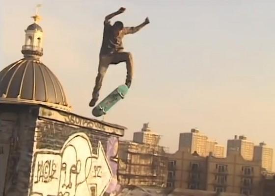 Über den Dächern Brooklyns