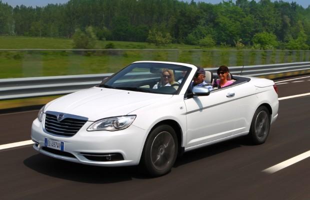 Auslauf-Marke - Lancia in Zukunft nur noch in Italien