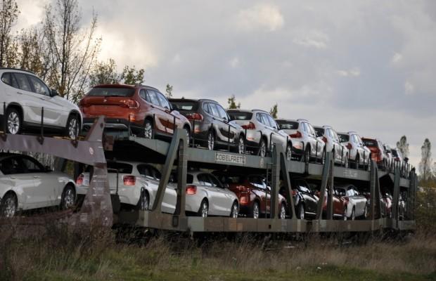 BMW forciert Werksversand auf der Schiene