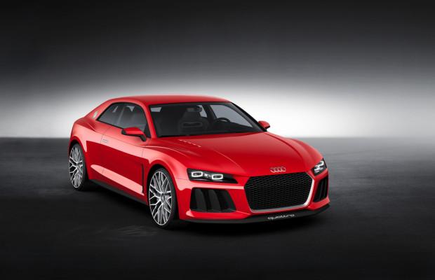 CES 2014: Audi Sport Quattro Laserlight Concept