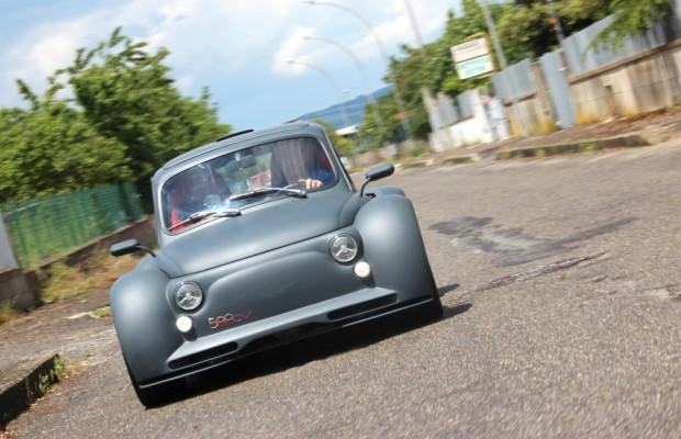 Cinquecento mit Lamborghini-Motor - Ein Fiat Marke Frankenstein