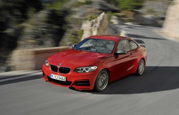 Das BMW 2er Coupé soll sich vom 1er absetzen