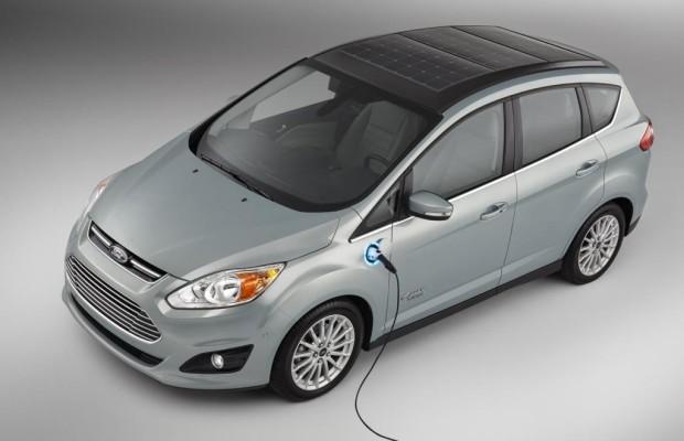 Ford tankt Kraft aus dem Sonnendach