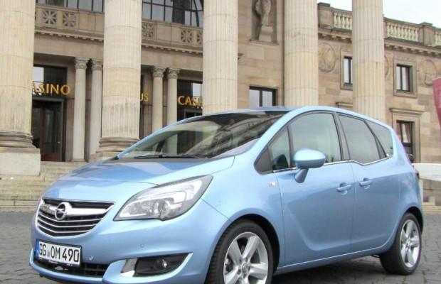 Höheres Niveau: Opel hat überarbeiteten Meriva bei den Händlern / Sieben Motoren