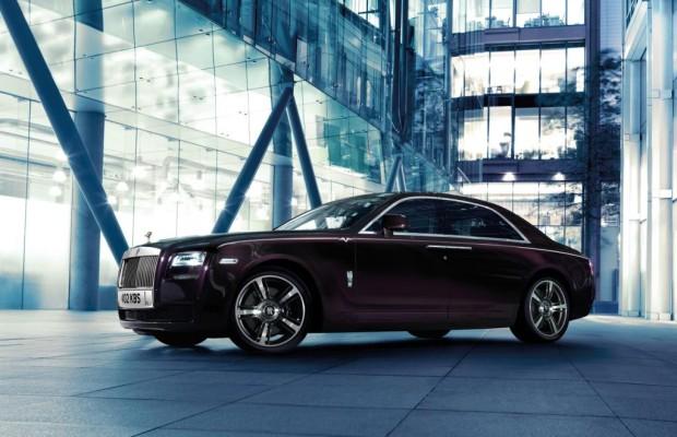 Mehr Leistung im Rolls-Royce Ghost V-Specification