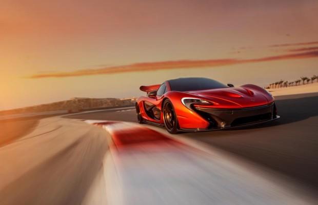 Test McLaren P1 - Major Tom im Tiefflug