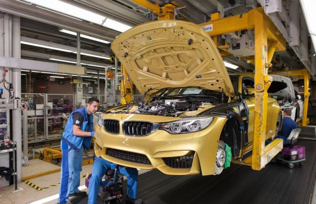 BMW startet Produktion des M4 Coupé