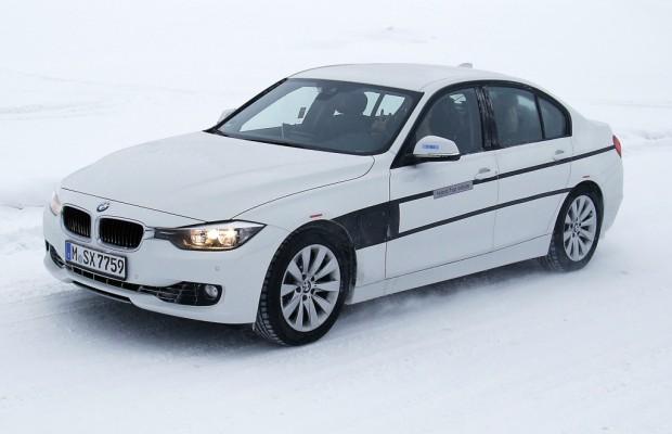 Erwischt: Erlkönig BMW 3er Plug-in-Hybrid