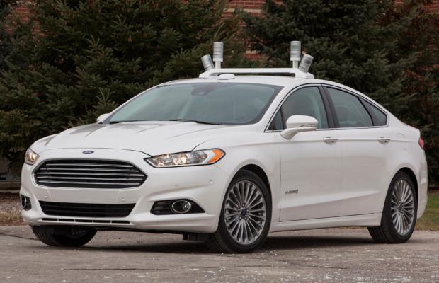Ford erprobt mit Fusion automatisiertes Fahren