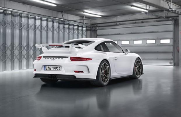 Porsche GT3 fängt Feuer – Porsche stoppt Auslieferung