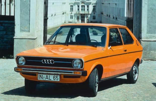 Tradition: 40 Jahre Audi 50 (Typ 86/A01) - Ein Mini macht Mode