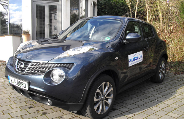 Auto im Alltag: Nissan Juke 1.5 dCi
