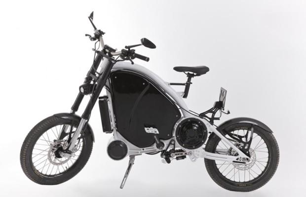E-Bike: Mit den Füßen Gas geben
