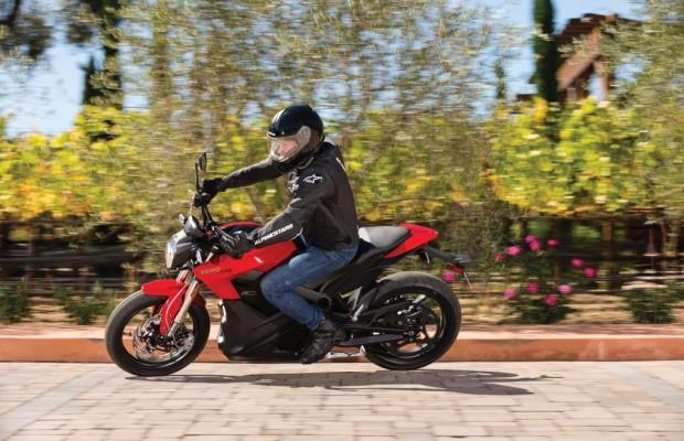Frühling: Auch der Biker-Handel blüht