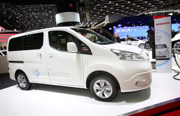 Nissan e-NV200 ab Juli für 25 058 Euro netto