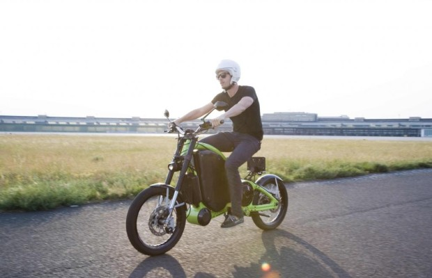 eRockit -  Ein Fahrrad auf der Überholspur