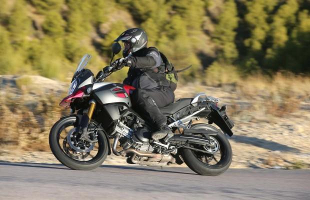 Benefiz-Tour: Mit neuer Suzuki V-Strom 1000 auf Amerika-Reise