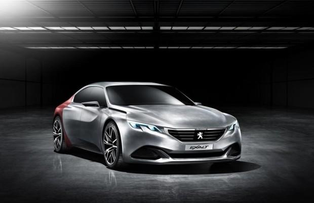 Peugeot Exalt  - Der Heavy-Metal-Haifisch