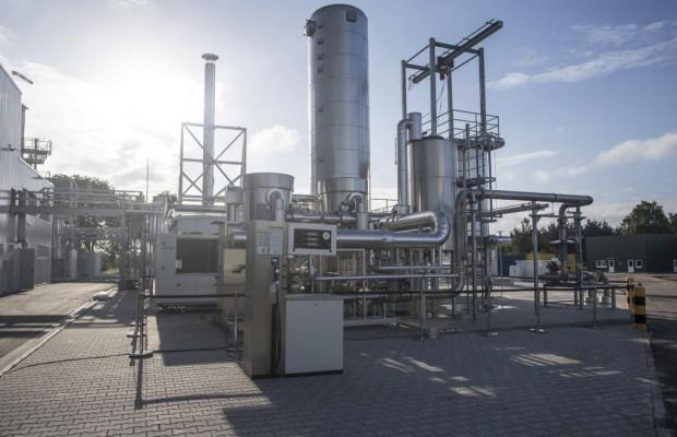 Synthetisches Erdgas für weniger CO2-Emissionen