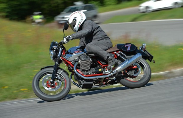 Test Moto Guzzi V7 Special - Zeitenreise