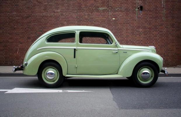 Tradition: 75 Jahre Ford Taunus - Volksauto mit buckliger Verwandtschaft